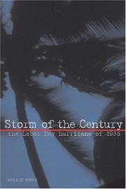 STORM OF THE CENTURY by Willie Drye