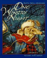 ONE WINTRY NIGHT by Ruth Bell Graham