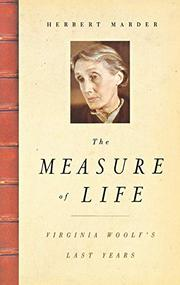 THE MEASURE OF LIFE by Herbert Marder