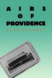 AIRS OF PROVIDENCE by Jean McGarry