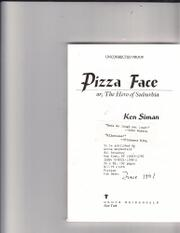 PIZZA FACE by Ken Siman