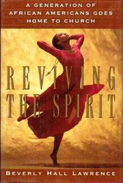 REVIVING THE SPIRIT by Beverly Hall Lawrence