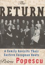THE RETURN by Petru Popescu