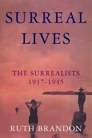 SURREAL LIVES by Ruth Brandon