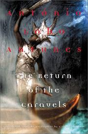 THE RETURN OF THE CARAVELS by António Lobo Antunes