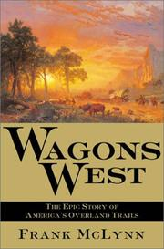 Cover art for WAGONS WEST