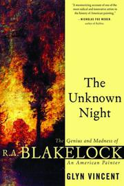 THE UNKNOWN NIGHT by Glyn Vincent