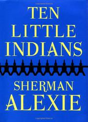 Book Cover for TEN LITTLE INDIANS
