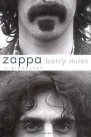 Cover art for ZAPPA