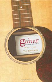 GUITAR by Tim Brookes