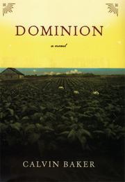 DOMINION by Calvin Baker
