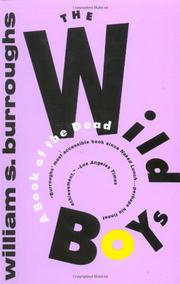 THE WILD BOYS by William S. Burroughs