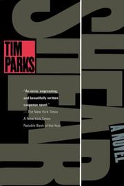 SHEAR by Tim Parks