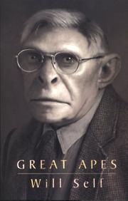 GREAT APES by Will Self