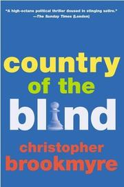 Cover art for COUNTRY OF THE BLIND