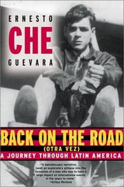 "BACK ON THE ROAD by Ernesto ""Che"" Guevara"