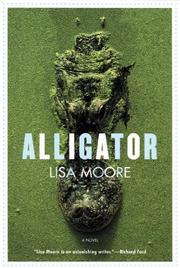 ALLIGATOR by Lisa Moore