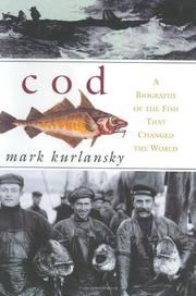 cod mark kurlansky