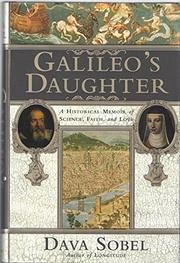 Cover art for GALILEO'S DAUGHTER