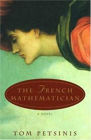 THE FRENCH MATHEMATICIAN by Tom Petsinis