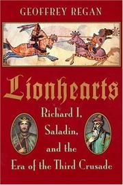 LIONHEARTS by Geoffrey Regan