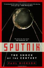 Cover art for SPUTNIK