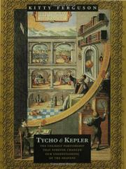 TYCHO & KEPLER by Kitty Ferguson