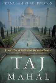 Cover art for TAJ MAHAL