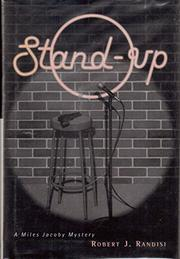 STAND-UP by Robert J. Randisi