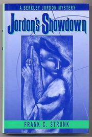 JORDON'S SHOWDOWN by Frank C. Strunk
