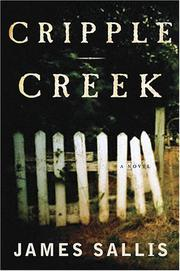 CRIPPLE CREEK by James Sallis