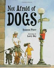 Book Cover for NOT AFRAID OF DOGS