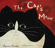 THE CAT'S MEOW by Warren Kimble