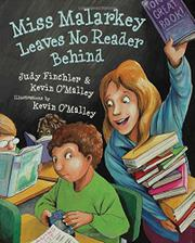 Cover art for MISS MALARKEY LEAVES NO READER BEHIND