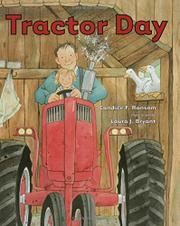 Cover art for TRACTOR DAY