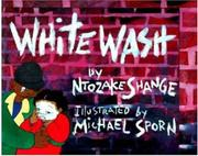 WHITE WASH by Ntozake Shange