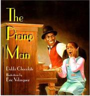 THE PIANO MAN by Debbi Chocolate