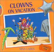 CLOWNS ON VACATION by Nina Laden