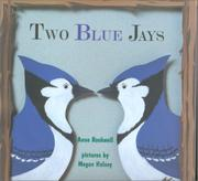 TWO BLUE JAYS by Anne Rockwell