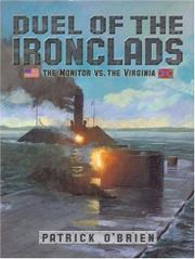 Cover art for DUEL OF THE IRONCLADS