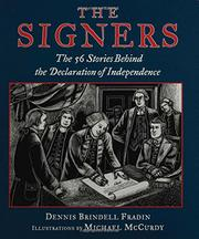 THE SIGNERS by Dennis Brindell Fradin