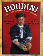 Book Cover for HOUDINI