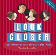 LOOK CLOSER by Caroline Desnoëttes