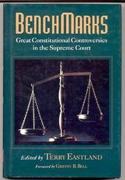 BENCHMARKS by Terry Eastland