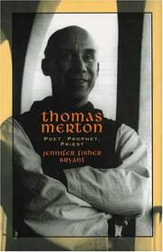 THOMAS MERTON by Jennifer Fisher Bryant