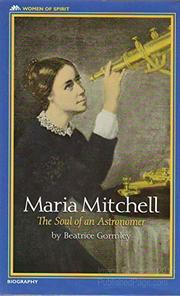 MARIA MITCHELL by Beatrice Gormley
