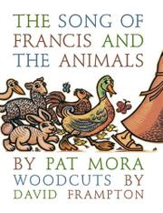 Cover art for THE SONG OF FRANCIS AND THE ANIMALS
