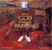 Cover art for WHEN GOD MADE THE DAKOTAS