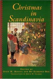 CHRISTMAS IN SCANDINAVIA by Sven H. Rossel