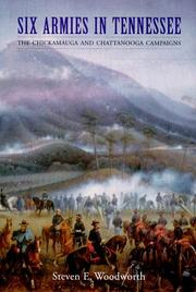 SIX ARMIES IN TENNESSEE by Steven E. Woodworth